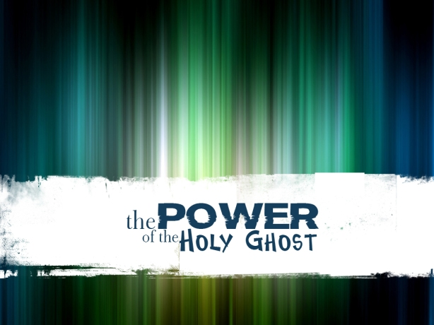 the-power-of-the-holy-ghost